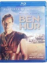BEN-HUR - (50th Anniversary) starring Charlton Heston - Blue-Ray  DVD