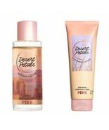 Victoria's Secret PINK Desert Petals Limit Edit Fragrance Mist & Lotion ... - $24.30