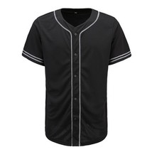 Quick Dry Shirt Baseball Shirts Men Button Baseball Shirts For Men Baseball T Sh - $40.80