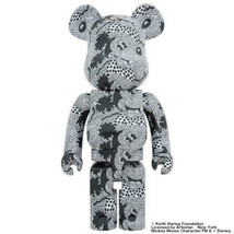 MEDICOM TOY BE@RBRICK Keith Haring Mickey Mouse 1000% Brand New Unopened - $1,358.27