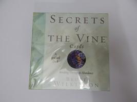 Secrets of the Vine Cards Breaking Through to Abundance Bruce Wilkinson ... - $15.34