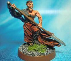 Dungeons & Dragons Miniature  Elite Monk Warrior !!  s106 - $28.00