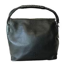 Tory Burch 55455 Large Taylor Hobo Women's Handbag (Black) - $368.00