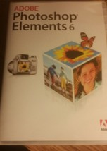 Adobe Photoshop Elements 6 Windows - $7.99
