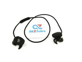 Bose AI1 Soundsport Wireless Bluetooth Headphones, Black - Used, Missing Button - $54.40