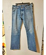 AMBERCROMBIE & FITCH MENS JEANS SIZE W33 L32 - $25.00