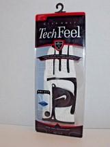 Nike Golf Tech Feel Glove Juniors Left Hand Large 19cm Dri Fit White New (J) - $15.83