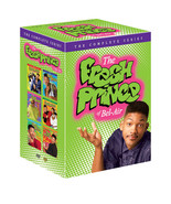 The Fresh Prince of Bel-Air Complete Series-Seasons 1 2 3 4 5 6 (22-DVD ... - $40.99