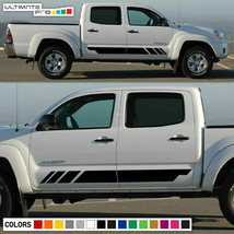 Graphic Stripe Kit For TOYOTA TACOMA 2010 2011 2012  CrewMax Sport Double cup v8 - $35.99