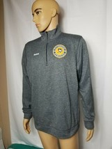 Pittsburgh Penguins Gray Athletic Sweatshirt NHL Hockey Reebok Mens Large  - $37.23