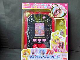 BANDAI Doki Doki Puricure Magical Lovely Pad Chara beads with 2 Gift Rare - $58.06