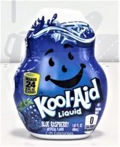 Kool Aid Blue Raspberry Liquid Drink Mix 1.62 o... - $5.93
