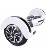 "Arctic White Lambo 8"" Bluetooth Self Balancing Wheel Electric Scooter UL... - $279.00"