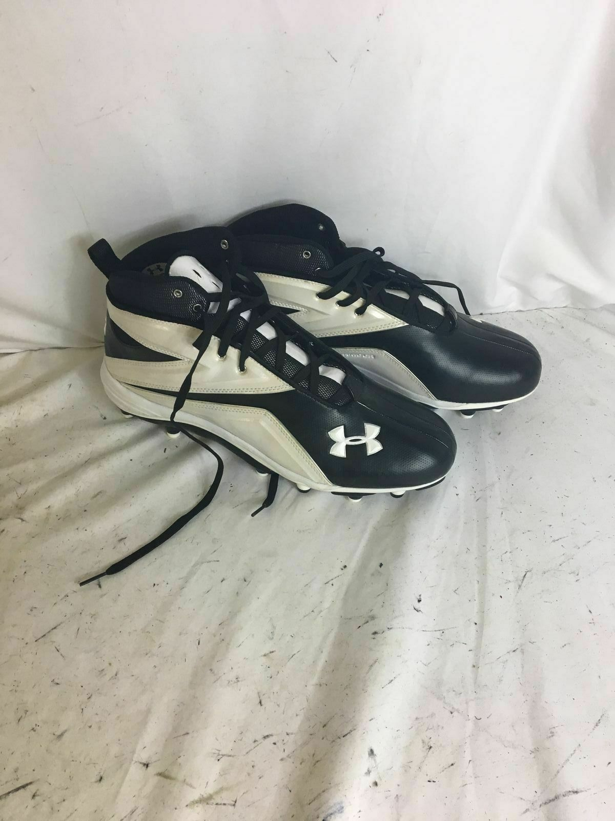 Primary image for Under Armour 14E Size Football Cleats