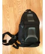 Lowepro SlingShot 100 AW - Camera Bag - All-Weather BackPack Sling Black - $29.69