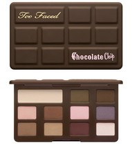 Too faced Matte Chocolate Chip Eye Shadow Palette Limited Edition, new in box - $34.90