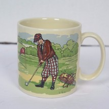 Russ Berrie & Co. Golf 9th Hole Themed Coffee Tea Mug - $5.14