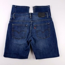 Levis Boys Jeans Size 16 Regular 511 Slim Legs Destroyed  - $18.70