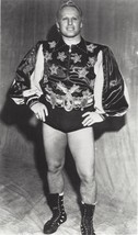GENE STANLEY 8X10 PHOTO WRESTLING PICTURE WWF - $3.95