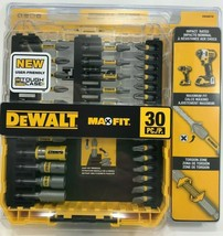 DeWalt - DWAMF30 - MAXFIT Screwdriving Set with Sleeve Drill Bit Set - 3... - $25.69