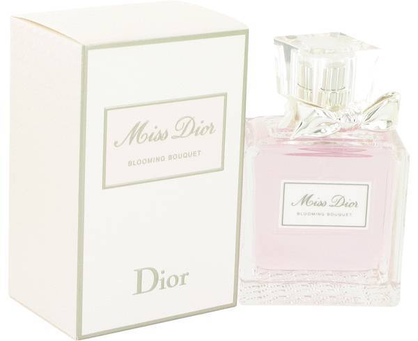 Christian dior miss dior blooming bouquet 3.4 oz perfume