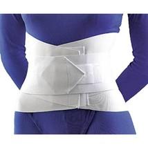 FLA Lumbar Sacral Support w/Abdominal Belt - XX-Large - $37.87