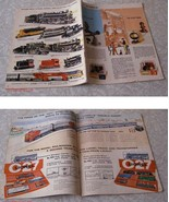 Lionel Trains Model Railroad Catalog Vintage - $18.99