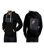 MMA Fight Or Die Black Hoodie 2D For Men - $53.99