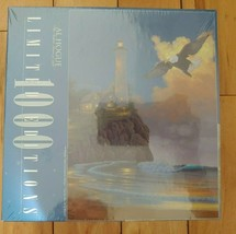 Al Hogue Upon Freedom's Wings Lighthouse Jigsaw Puzzle 1000 Pieces New Sealed - $14.50