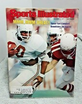 Sports Illustrated December 5 1977 Earl Campbell Texas Longhorns - $14.84