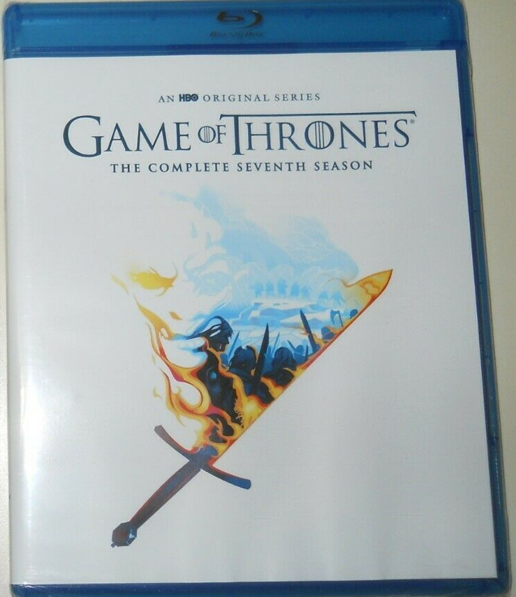 Game of Thrones Season Seven [Blu-ray]