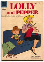 Four Color Comics #978 1959- Lolly and Pepper G/VG - $37.83