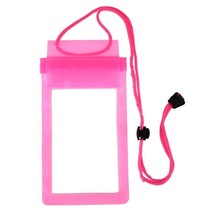 An item in the Sporting Goods category: Strong 3 Layer Sealing Swimming Bags Waterproof Smart Phone Pouch Bag Diving Bag