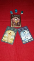 Wisdom Of The Hidden Realms Oracle Cards. Reading With Three Cards. One Question - $13.99