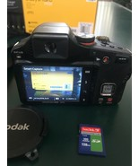 Kodak EasyShare MAX Z990 12.0MP Digital Camera - Black - $75.93