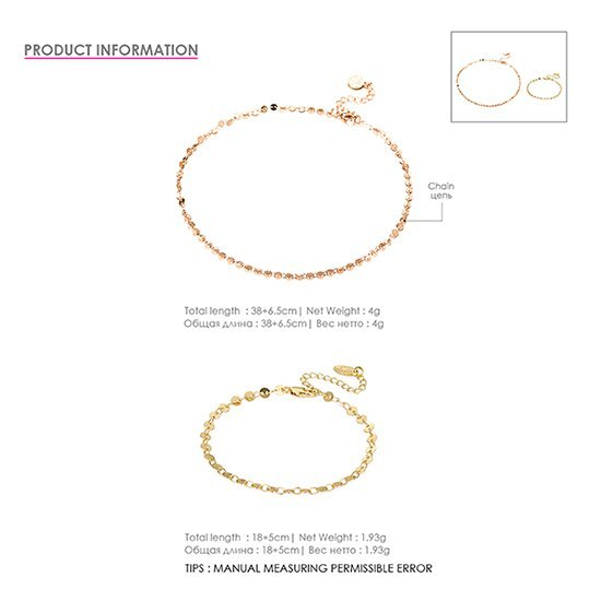 eManco Stainless Steel Jewelry Sets For Women Pendants Necklace With Bracelets a - $12.71