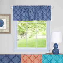"Colby Kitchen Window 14"" Valance Curtain - $12.19"