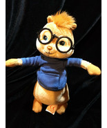 Ty Beanie Baby SIMON  (ALVIN and the Chipmunks) (7 Inch) Just Play LLC - $12.00