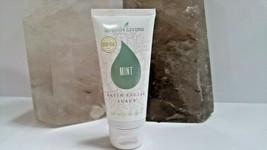 Young Living Essential Oils - Satin Facial Scrub (Mint) - 2 oz - SEALED  - $18.99