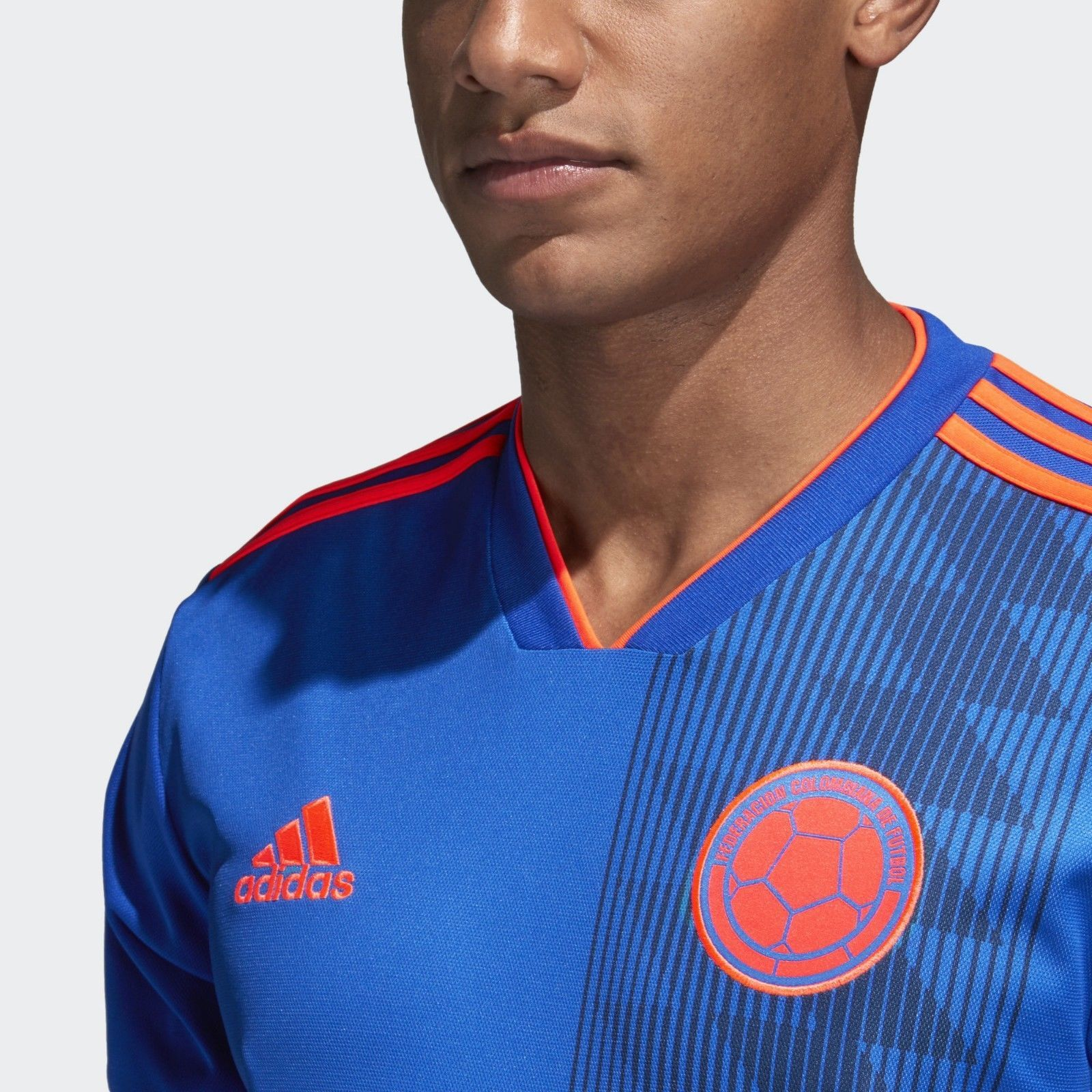 buy online e9679 1d7bc Adidas James Rodriguez Colombia Away Jersey and 50 similar items