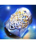 Medieval cross haunted ring thumbtall