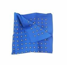 Emporio Armani Unisexe Foulard 621012 Écharpe Blue - $61.89