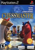 Chessmaster (Sony PlayStation 2, 2003) - $3.30