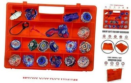 Life Made Better Red Toy Organizer 2.0 Case, More Durable, Built in Hand... - $36.60