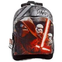 "Star Wars Episode 7 Kylo Ren Backpack - 16""H - $15.99"