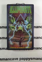Vintage 1982 Steve Jackson Games ~ILLUMINATI~ Role-Playing Game ~COMPLETE - $204.24