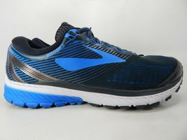 Brooks Ghost 10 Size US 10.5 M (D) EU 44.5 Men's Running Shoes Blue 1102571D056
