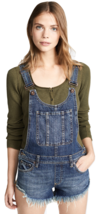 Free People Summer Babe High Low Overalls Size 29 - $59.39