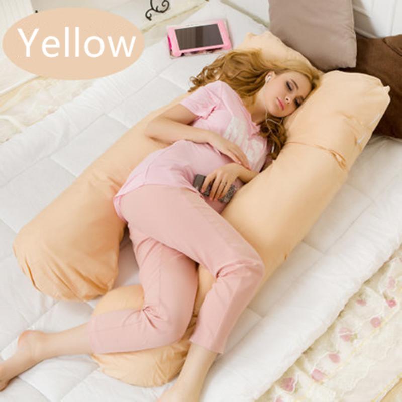 U Shape Pregnancy Comfortable Body Pillow
