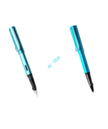 2017 Lamy Safari AI-star Sky Blue Roller Ball Pen + Fountain Pen for choose - $13.99+